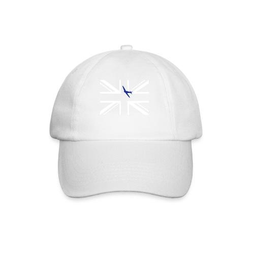 ukflagsmlWhite - Baseball Cap
