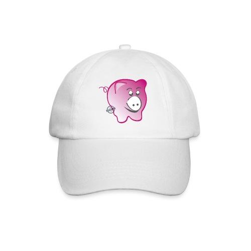 Pig - Symbols of Happiness - Baseball Cap