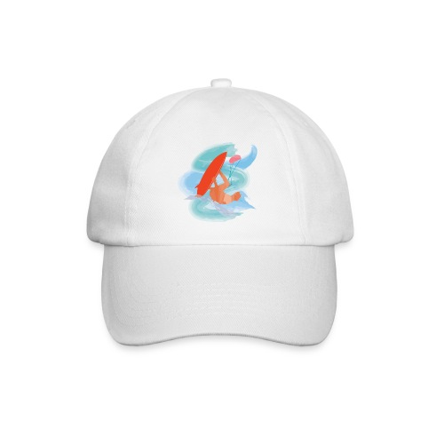Zensitivity - kiteboard - Baseballcap