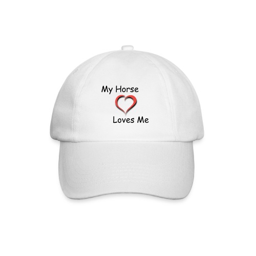 My Horse Loves Me - Cappello con visiera