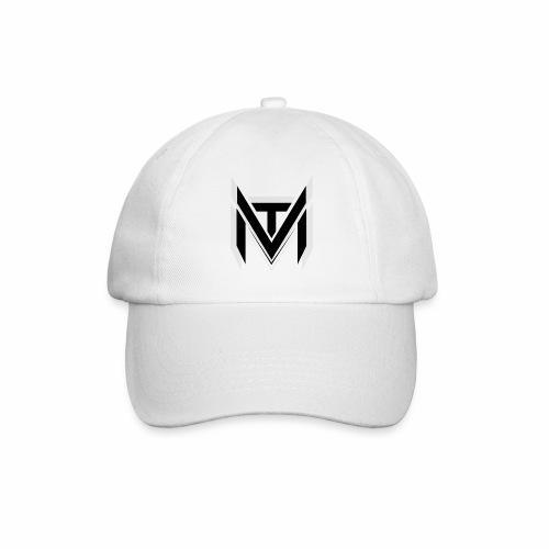 MadVexTV Logo Schwarz - Baseballkappe