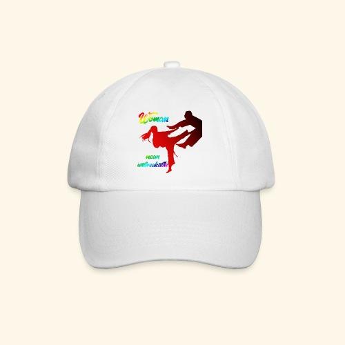 woman mean unbreakable - Cappello con visiera