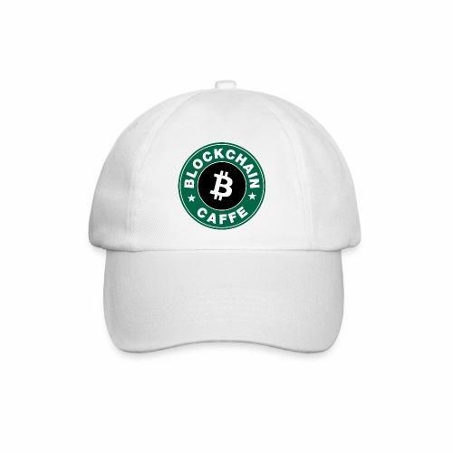 BlockChain Caffè Logo - Cappello con visiera