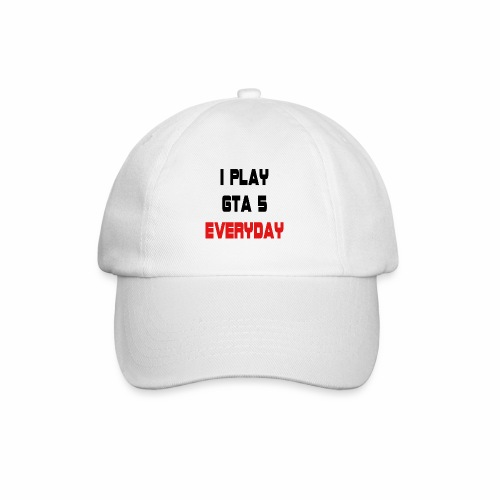 I play GTA 5 Everyday! - Baseballcap