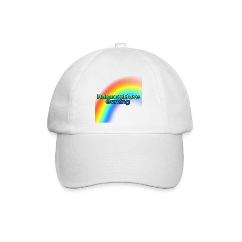 RainbowDave Gaming Logo - Baseball Cap