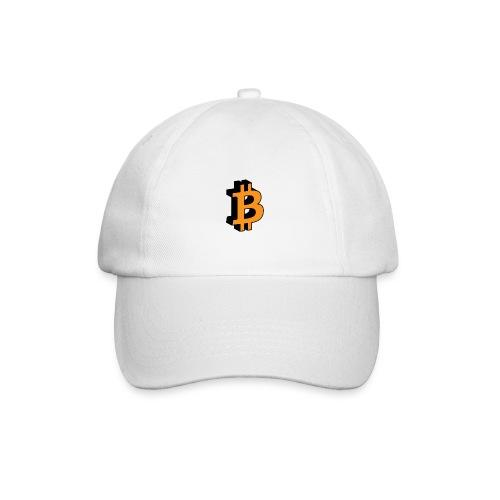 Bitcoin - Baseballkappe