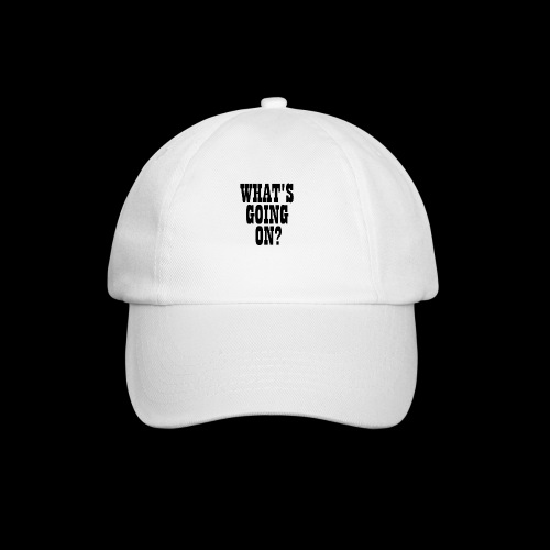 What's Going On? The Snuts - Baseball Cap