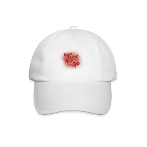 Blood For The Blood God - Baseball Cap