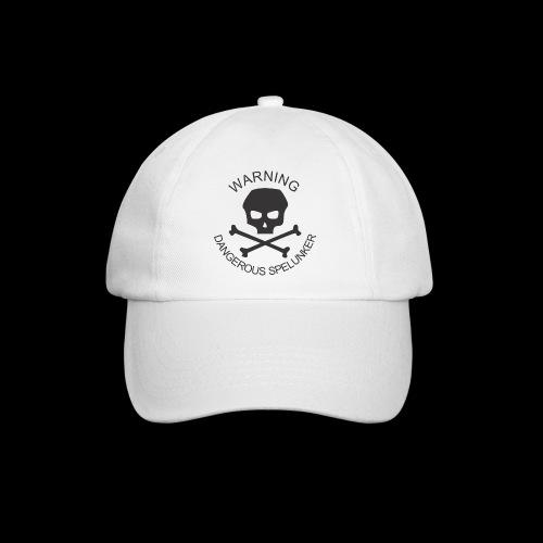 skull 2 - Cappello con visiera