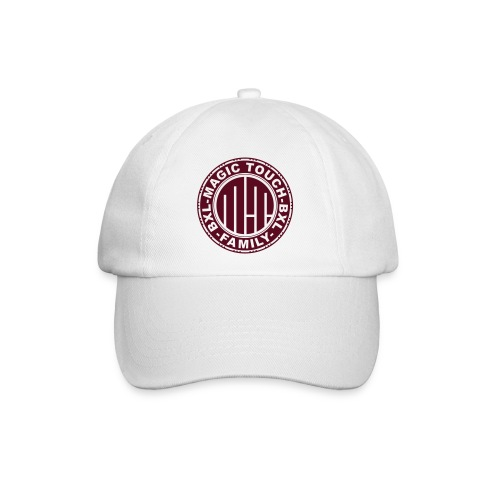magic touch circle2 - Baseball Cap