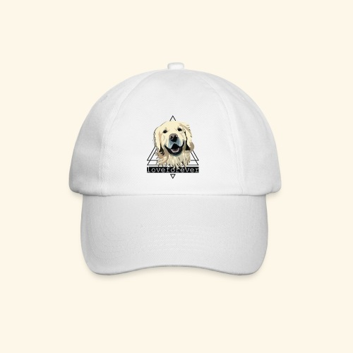 RETRIEVER LOVE FOREVER - Gorra béisbol