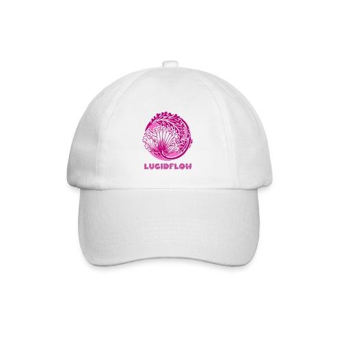 Lucidflow Pink Transparent - Baseball Cap