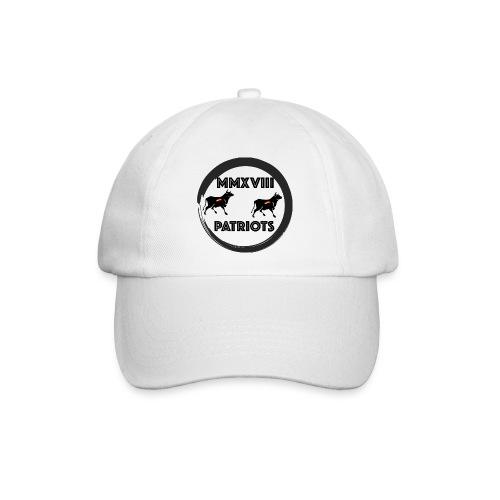 Patriots mmxviii - Gorra béisbol