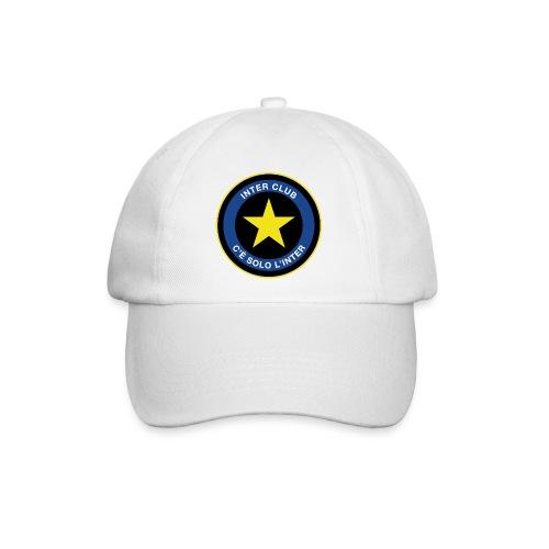interclub logo01 - Cappello con visiera