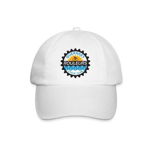 Guernsey Rouleurs Logo - Baseball Cap