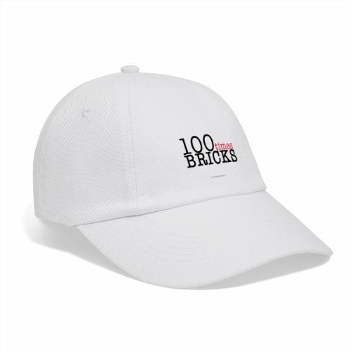 100times BRICKS - Cappello con visiera