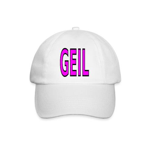 Holgator Geil - Baseballkappe