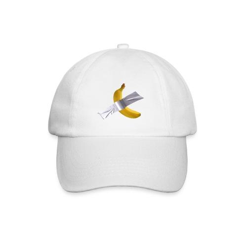 Banana art - Cappello con visiera