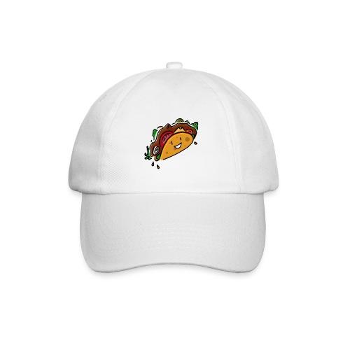 Glücklicher Taco - Baseballkappe