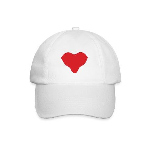 KAZINI, Jef Geys Heart Logo - Baseball Cap