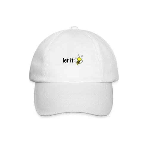 let it bee - Baseballkappe