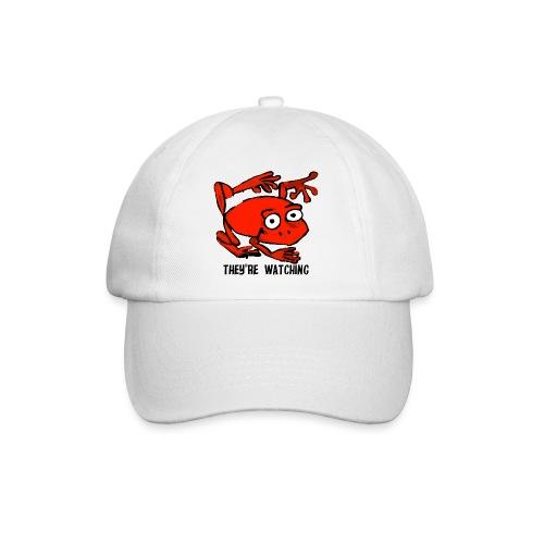 red frog - Cappello con visiera