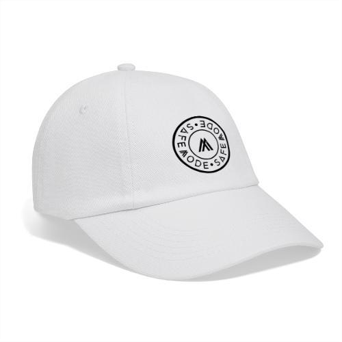 Safemode 2020 - Logo-circle double black - Baseball Cap
