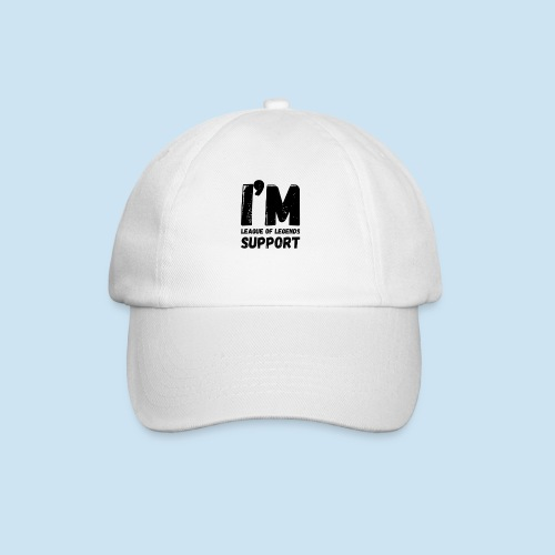 I'm Support Main - Baseballcap