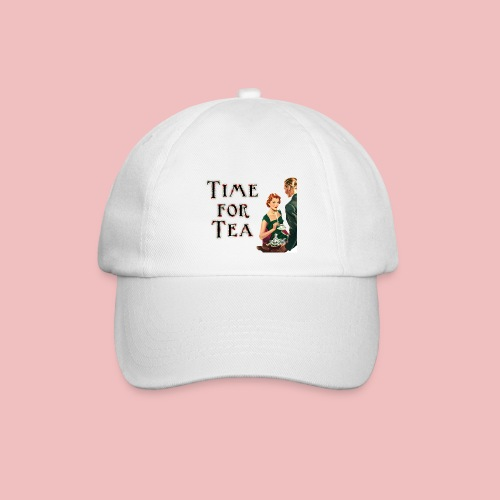 Time For Tea - Baseball Cap