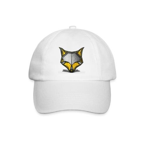 WolfofinstaohneSchrift png - Baseballkappe