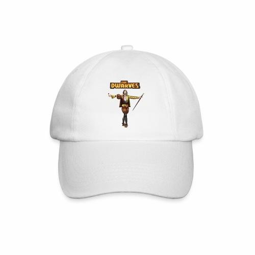 rodario_withdwarveslogo - Baseball Cap
