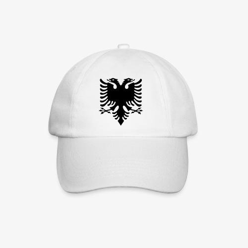 Shqiponja - das Wappen Albaniens - Baseballkappe