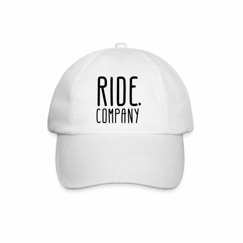 RIDE.company - just RIDE - Baseballkappe
