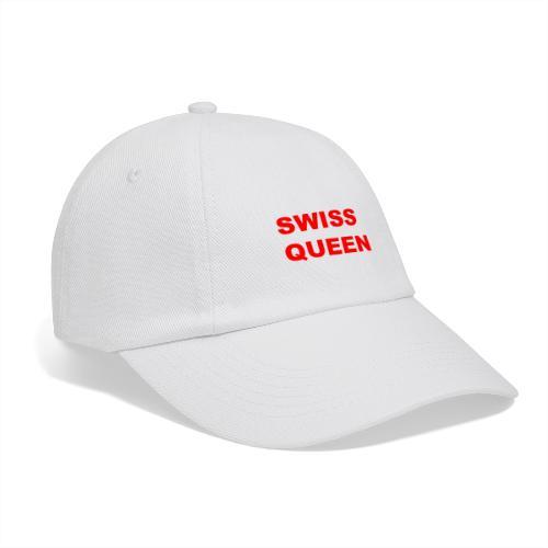 Swiss Queen - Baseballkappe