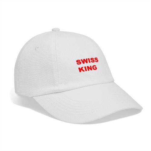 Swiss King - Baseballkappe