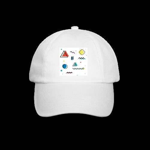 Abstract geometry - Baseball Cap