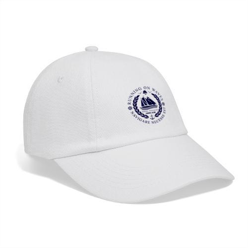 RUNNING ON WAVES - Baseball Cap