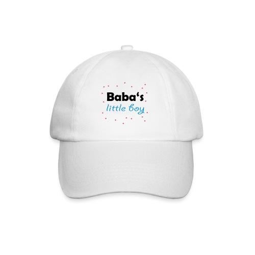 Baba's litte boy Babybody - Baseballkappe