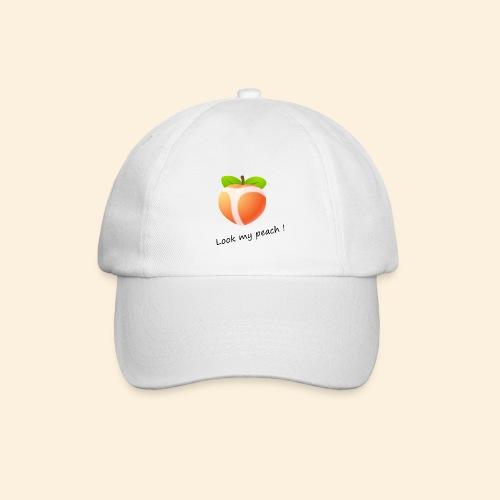 Look my peach - Casquette classique