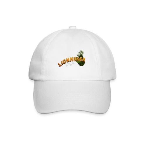 LionMaker white png - Baseball Cap