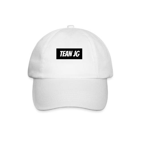 TEAM JG BOX LOGO - Baseball Cap