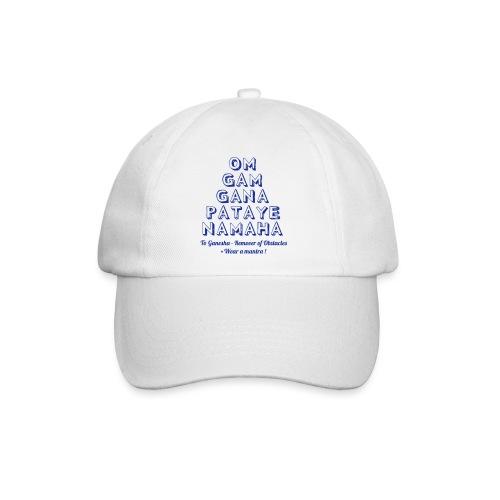 OM GAM GANAPATAYE - Cappello con visiera