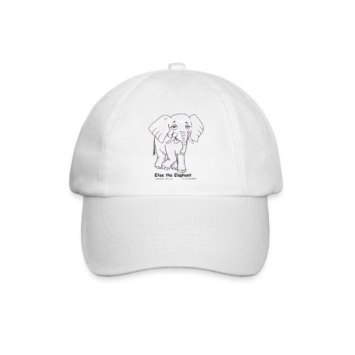 Elise the Elephant Named - Baseball Cap