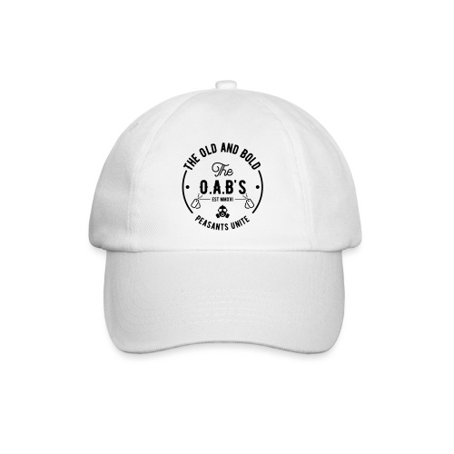 OAB unite black - Baseball Cap