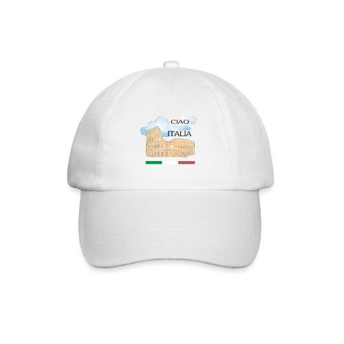 hello italy T-Shirts - Baseball Cap