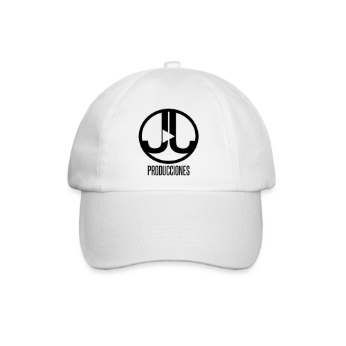 Logo JJ Producciones - Gorra béisbol
