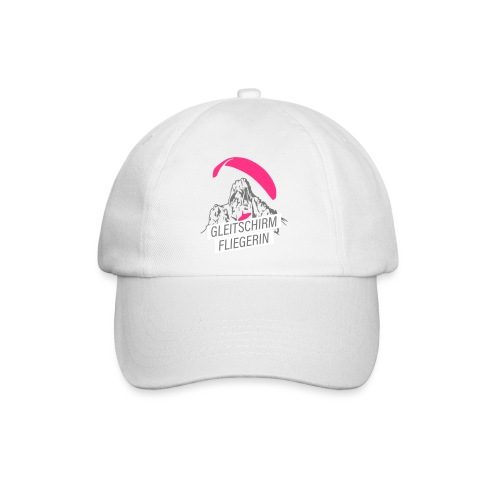 Gleitschirm Fliegerin Pilotin Frauen - Baseballkappe