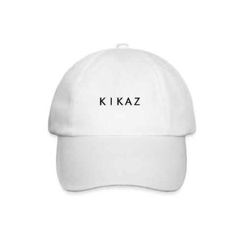 KikaZ noir - Cineraz - Casquette classique