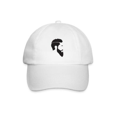 HEAD WHITE T-SHIRT - Basebollkeps