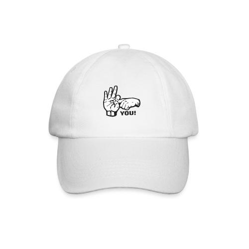 Fuck You - Baseballkappe